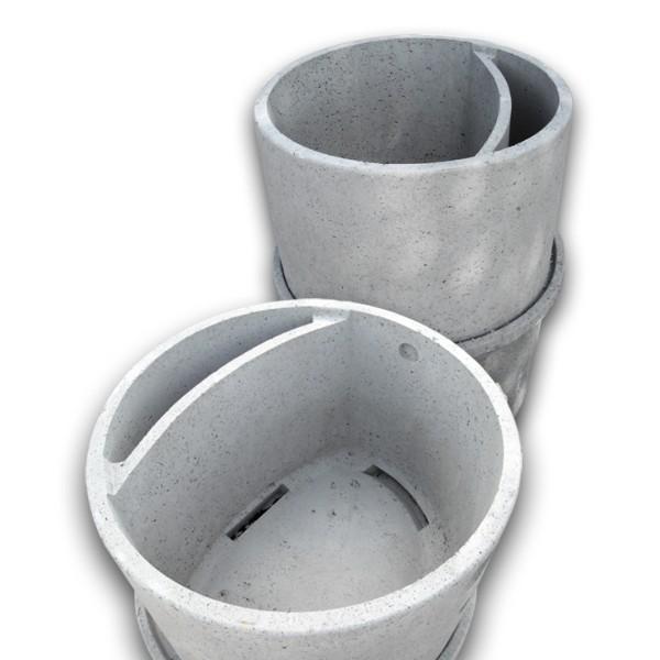 Fossa imhoff for Fosse settiche in cemento